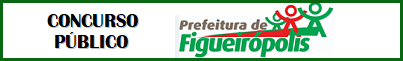 Concurso Público - Prefeitura de Figueirópolis