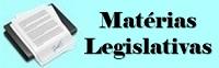 Matérias Legislativas