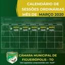 Sessões de Março/2020